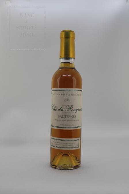 Chateau Clos De Remparts Half Bottle