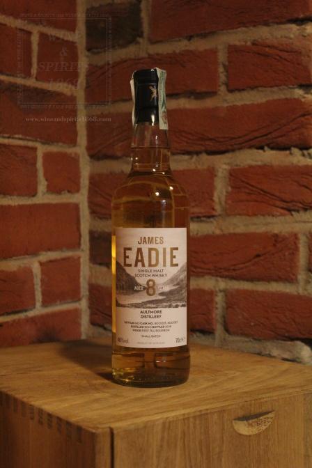 Whisky Aultmore 8 Years James Eadie