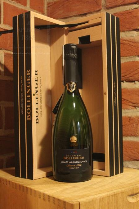 Champagne Bollinger Vieille Vignes Francaise 2010 owc
