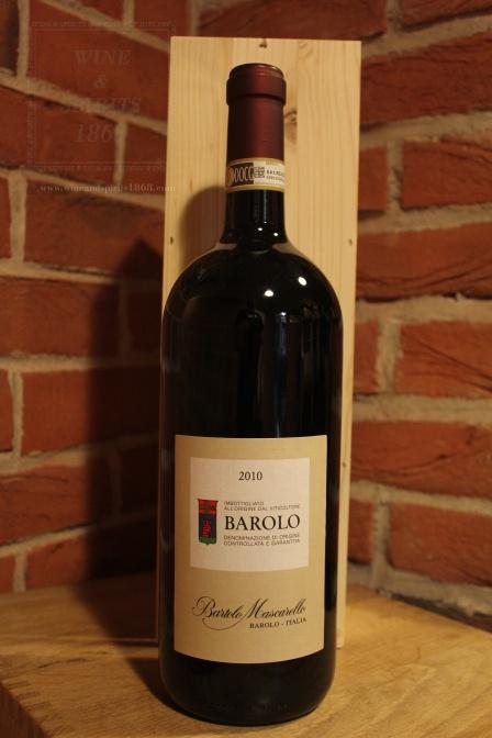 Barolo Bartolo Mascarello 2010 Magnum 2020 Special Release
