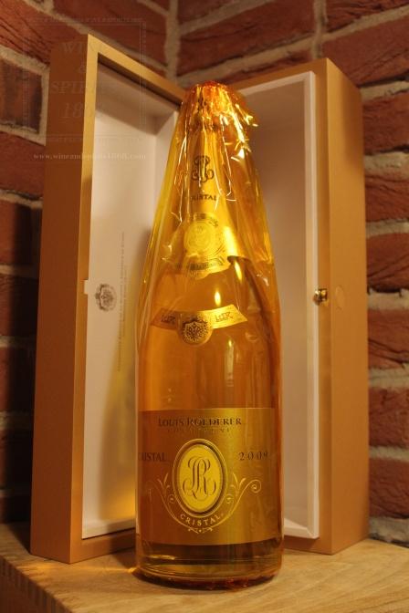 Champagne Cristal Roederer Magnum 2009 OWC