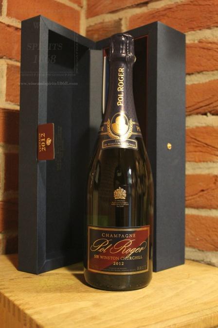 Champagne Sir Winston Churchill 2012
