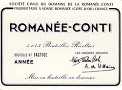 Domaine Romanèe Conti